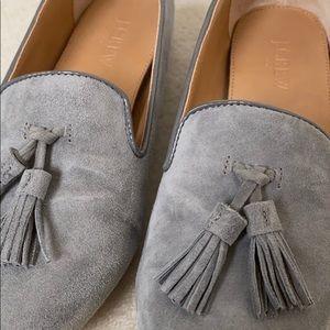 J. Crew Factory Tassel Loafers